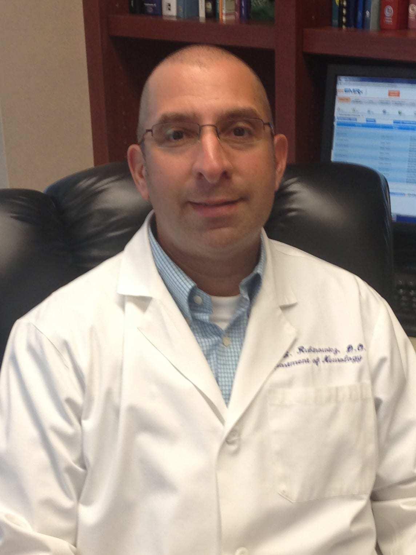 Dr. Bruce Rubinowicz
