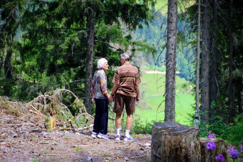 senior citizen medical marijuana patients