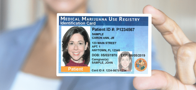 Does my florida medical marijuana card work in other states?