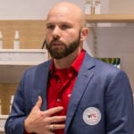 Joshua littrell founder and managing director of the veterans for cannabis foundation